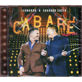 eduardo costa-eduardo costa Leonardo Eduardo Costa Cd Cabare Night Club Novo Original