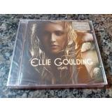ellie goulding-ellie goulding Cd Ellie Goulding Lights Lacrado