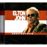 elton john-elton john Cd Elton John Greatest Hits