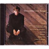 elton john-elton john Cd Elton John Love Songs