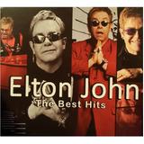 elton john-elton john Cd Elton John The Best Hits