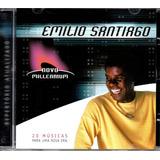 emílio santiago-emilio santiago Cd Emilio Santiago Novo Millennium