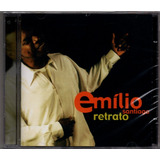 emílio santiago-emilio santiago Emilio Santiago Cd Retrato Novo Original Lacrado