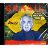 erasmo carlos-erasmo carlos Cd Erasmo Carlos Destaque Da Capa Colecao Brasil Promo Novo