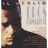 eros ramazzotti-eros ramazzotti Cd Lacrado Eros Ramazzoti Il Meglio Radio Italia 1998