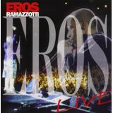 eros ramazzotti-eros ramazzotti Cd Lacrado Eros Ramazzotti Live 1998