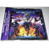 extreme-extreme Dragonforce Extreme Power Metal cd Lacrado