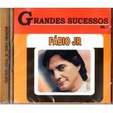 fábio jr-fabio jr Cd Fabio Jr Grandes Sucessos Vol 1