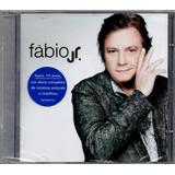 fábio jr-fabio jr Fabio Jr Cd Novo Original Lacrado