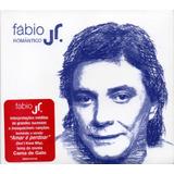 fábio jr-fabio jr Fabio Jr Cd Romantico Novo Original Lacrado Digipack