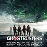 fantasmão-fantasmao Cd Europeu Ghostbusters Caca fantasmas Theodore Shapiro