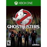fantasmão-fantasmao Ghostbusters Caca Fantasma Xbox One Cd Fisico Novo