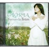 fernanda brum-fernanda brum Cd Fernanda Brum Gloria