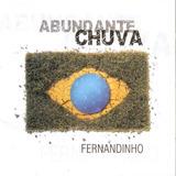 fernandinho-fernandinho Cd Fernandinho Abundante Chuva Ao Vivo