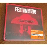 fernandinho-fernandinho Cd Fernandinho Teus Sonhos