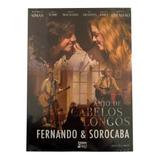 fernando e sorocaba-fernando e sorocaba Fernando E Sorocaba Anjo De Cabelos Longo Dvd Cd
