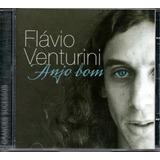 flávio venturini-flavio venturini Cd Flavio Venturini Anjo Bom Grandes Sucessos