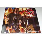 foo fighters-foo fighters Foo Fighters Live In Rio 2011 cd Lacrado