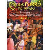 forró do muído-forro do muido Dvd cd O Melhor Forro Do Mundo Ao Vivo