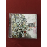 fort minor-fort minor Cd Fort Minor The Rising Tied 2005 Nacional