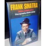 frank sinatra-frank sinatra Box Frank Sinatra Discography 1939 2010 Obra Completa