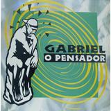 gabriel o pensador-gabriel o pensador Cd Gabriel O Pensador Gabriel O Pensador Lacrado