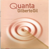 gilberto gil-gilberto gil Cd Gilberto Gil Quanta