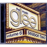 glee-glee Cd Gleethe Music Volume 6 Novo