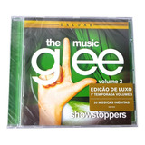glee-glee Cd The Glee Music Volume 3 Showstoppers Edicao De Luxo