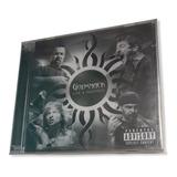 godsmack-godsmack Cd Godsmack Live Inspired Duplo Lacrado E Raro