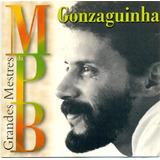 gonzaguinha-gonzaguinha Cd Lacrado Gonzaguinha Grandes Mestres Da Mpb 1997