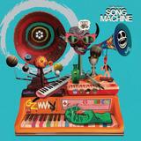 gorillaz-gorillaz Cd Gorillaz Song Machine