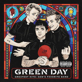 green day-green day Cd Green Day Greatest Hits Gods Favorite Band Original