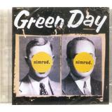 green day-green day Cd Green Day Nimrod