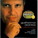 guilherme arantes-guilherme arantes Guilherme Arantes Cd Entrevista Promocional Novo Raro