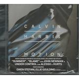 gwen stefani-gwen stefani Cd Calvin Harris Motion Lacrado C Gwen Stefani