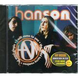 hanson-hanson Cd Hanson I Will Come To You Maxi Single Remixes Raro