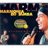 harmonia do samba-harmonia do samba Cd Single Harmonia Do Samba Destrambelhada Lacrado