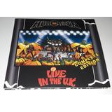helloween-helloween Helloween Live In The Uk Complete Edition 2cd Lacrado