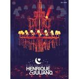 henrique e juliano-henrique e juliano Cd Dvd Henrique Juliano O Ceu Explica Tudo
