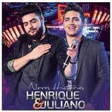 henrique e juliano-henrique e juliano Henrique E Juliano Novas Historias cd