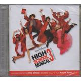 high school musical-high school musical Cd Dvd High School Musical 3 Ano Da Formatura