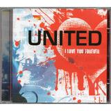 hillsong united-hillsong united Hillsong United Cd I Love You Forever Novo Original Lacrado