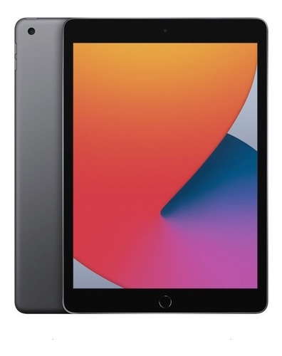 iPad 8a Geração Apple Space Gray Wi-fi 10,2pol 128gb