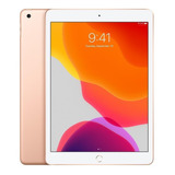 iPad Apple 7ª Generación 2019 A2197 10.2 128gb Gold Com Memória Ram 3gb