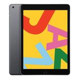 iPad Apple 7ª Generación 2019 A2197 10.2 128gb Space Grey Com Memória Ram 3gb