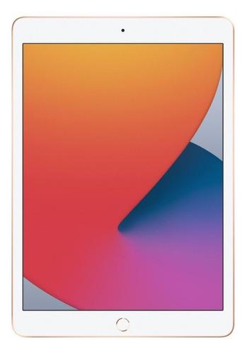 iPad Apple 8ª Geração 2020 A2270 10.2 128gb Gold 3gb Ram