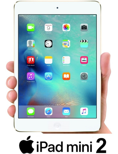 iPad Mini 2 32gb A1489 Novos De Mostruário C /ios 12.3