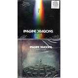 imagine dragons-imagine dragons 3 Imagine Dragons Evolve Night Smoke Smoke Mirror