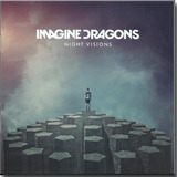 imagine dragons-imagine dragons Cd Imagine Dragons Night Visions deluxe